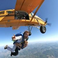 Saut en parachute tandem - Gap Tallard