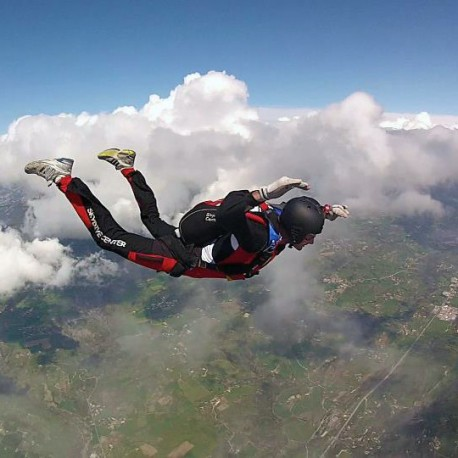 Stage de parachutisme PAC tallard gap