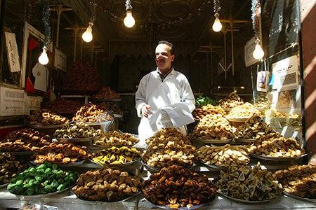 Saut en parachute Maroc Beni Mellal