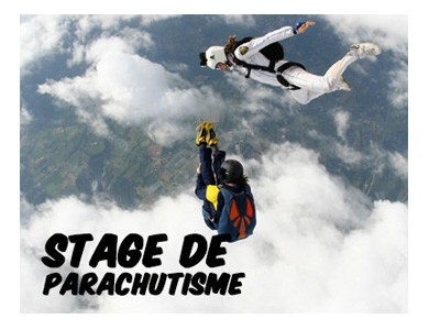 Stage de parachutisme tallard gap